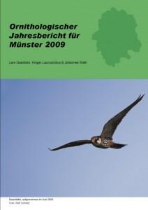 Ornithologischer Jahresbericht für Münster 2009, 15.01.11 Quelle: www.msorni.de