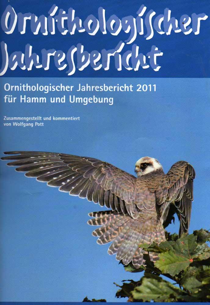 Ornithologischer Jahresbericht für Hamm und Umgebung