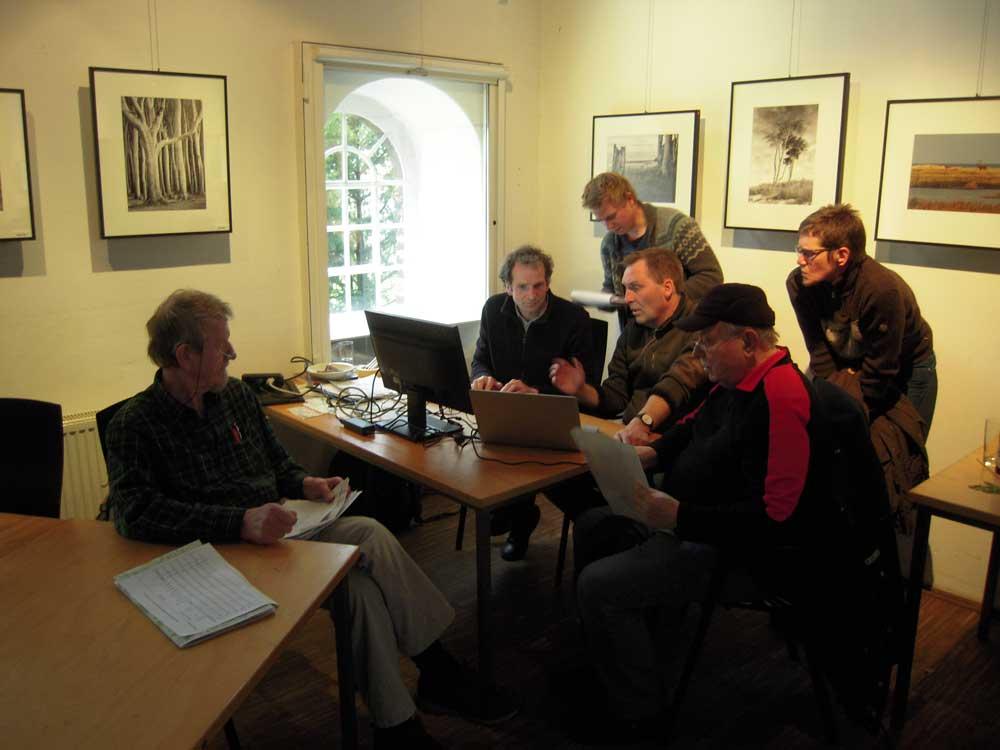 Einen Tag Zeit für den Kiebitz nehmen sich die Kartierinnen im ganzen Kreis Unna am 28.03.2015 Foto: Kerstin Conrad