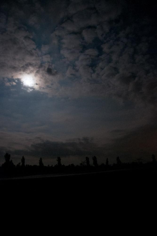 Standortübungsplatz Holzwickede bei Nacht, am 20.05.2016 Foto: Marvin Lebeus